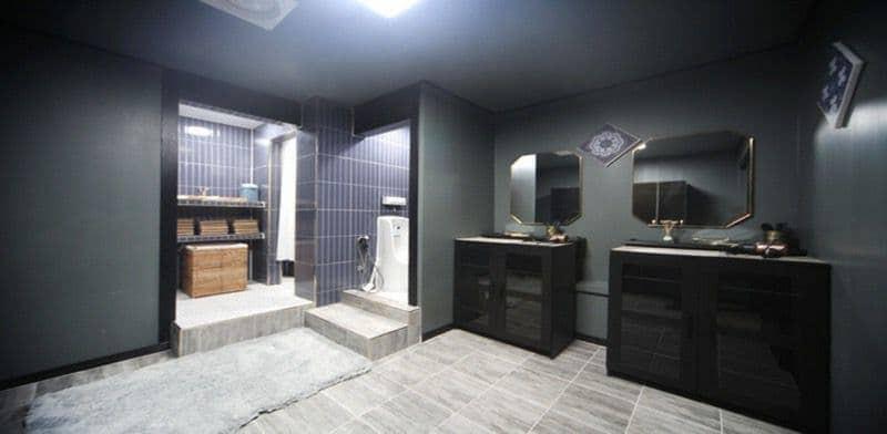 일산 라임스웨디시 샤워실