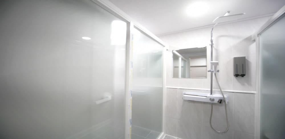 남양주 마석역 필테라피 화장실