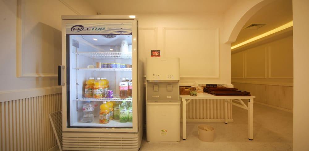 천안 성정동 꽃테라피 냉장고