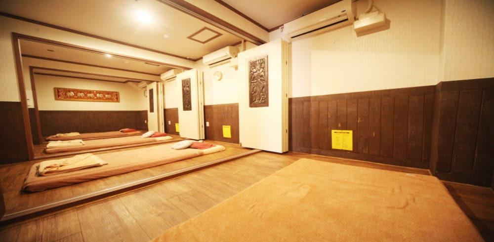 수원 우만동 사왓디테라피 단체룸