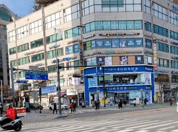 성남 타이마사지 외관