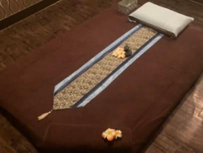 안양 호텔식 마사지 - 침대