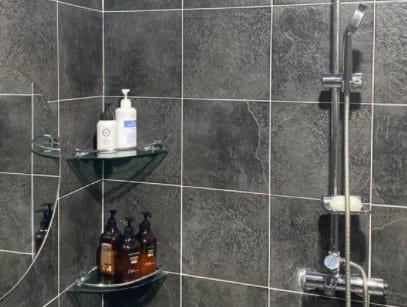 안양 호텔식 마사지 - 샤워실