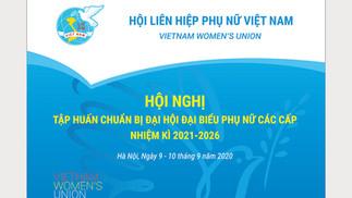 Download Backdrop Hội Nghị Hội Liên Hiệp Phụ Nữ (LHPN) Việt Nam File Vector CDR AI PDF PNG