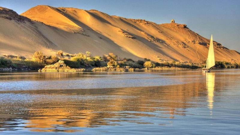 Sông Nile - 6.650 km