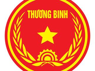 Download Logo Huy Hiệu Thương Binh File Vector CDR AI PDF PNG