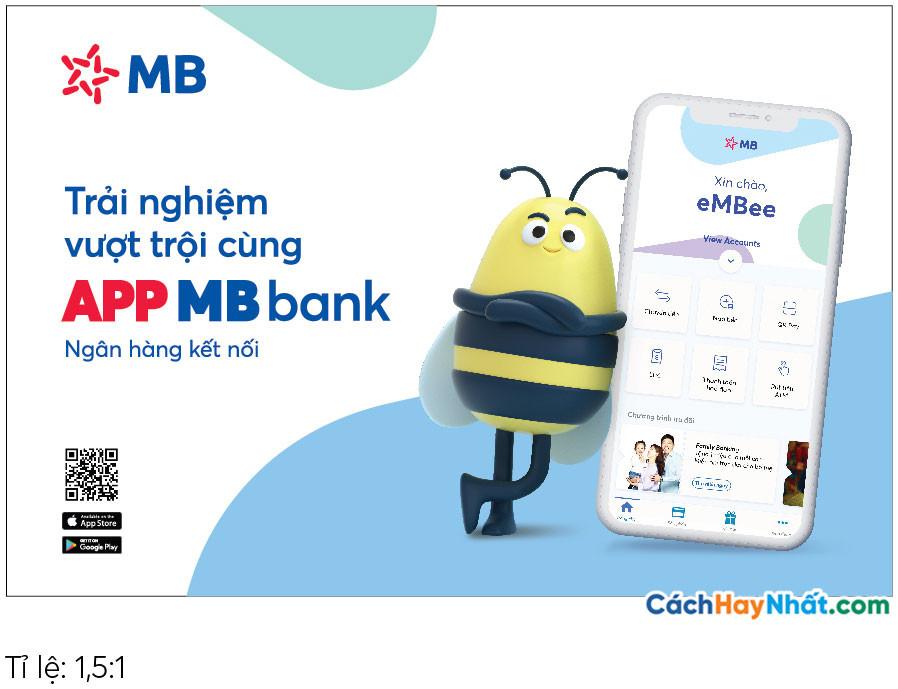 Pano Quảng Cáo Tấm lớn App MBBank file Vector tỉ lệ 1,5-1