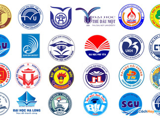 Tổng Hợp Logo Trường Đại Học Cấp Địa Phương Vector CDR AI PDF PNG JPG Part07