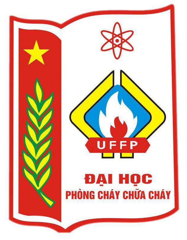 Logo Trường Đại học Phòng cháy Chữa cháy