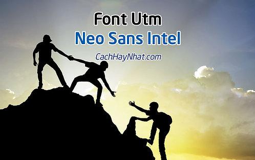 Download Font Utm Neo Sans Intel Việt Hóa