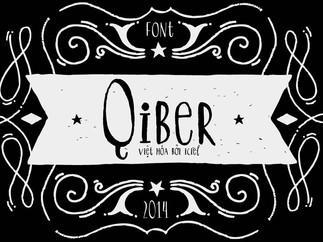 Download Font iCiel Qiber 2013 Việt Hóa