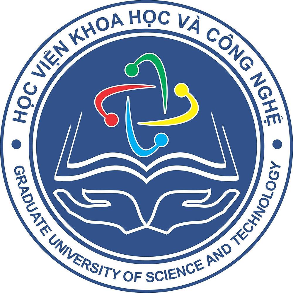 Logo Học viện Khoa học và Công nghệ