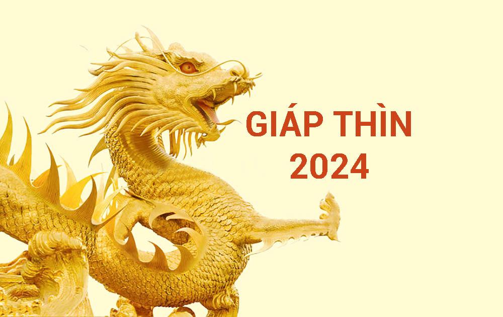 Giáp Thìn 2024