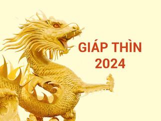 Sinh Năm 2024 Mệnh Gì? Năm 2024 Là Năm Con Gì? Tuổi Con Gì?