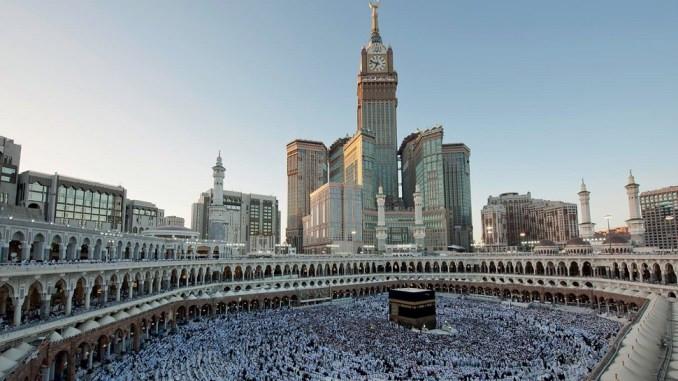 3. Makkah Royal Clock Tower, tòa nhà có mặt đồng hồ cao nhất thế giới