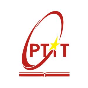 Logo Học viện Công nghệ Bưu chính Viễn thông