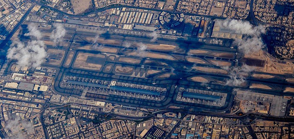 4. Sân bay quốc tế Dubai 86,4 triệu hành khách