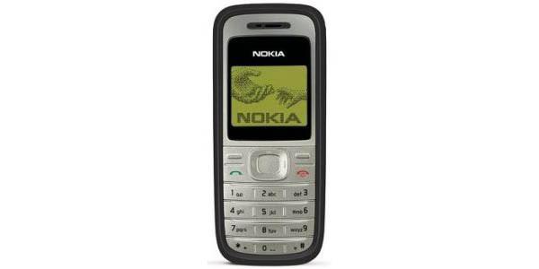 5. Nokia 1200