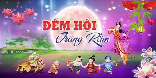 Tết Trung Thu Mid-Autumn Festival Vector Corel CDR 14