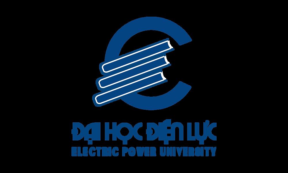 Logo Trường Đại học Điện lực PNG
