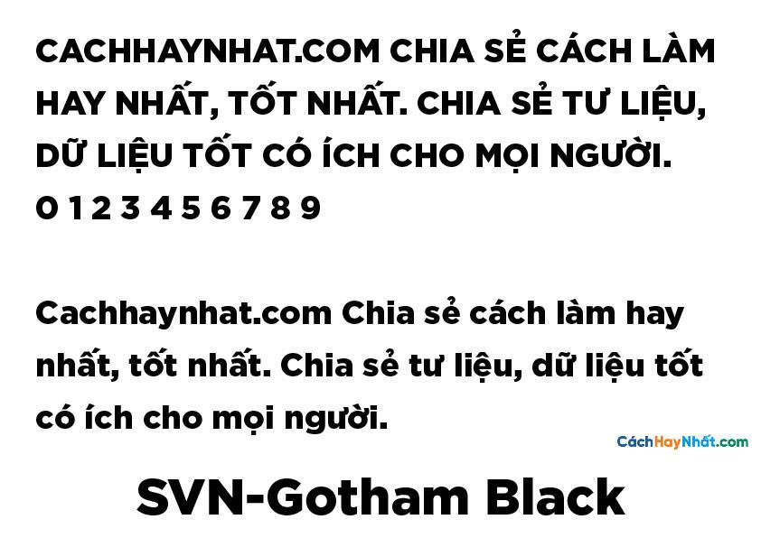 SVN-Gotham Black