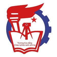 Logo Trường Cao đẳng Công nghiệp Quốc phòng