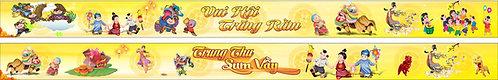 Banner Băng Rôn Trung Thu Vector Corel CDR 165