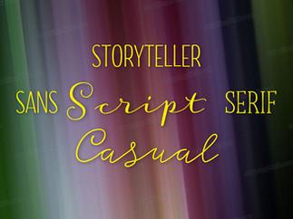 Download font SVN Storyteller Việt hóa