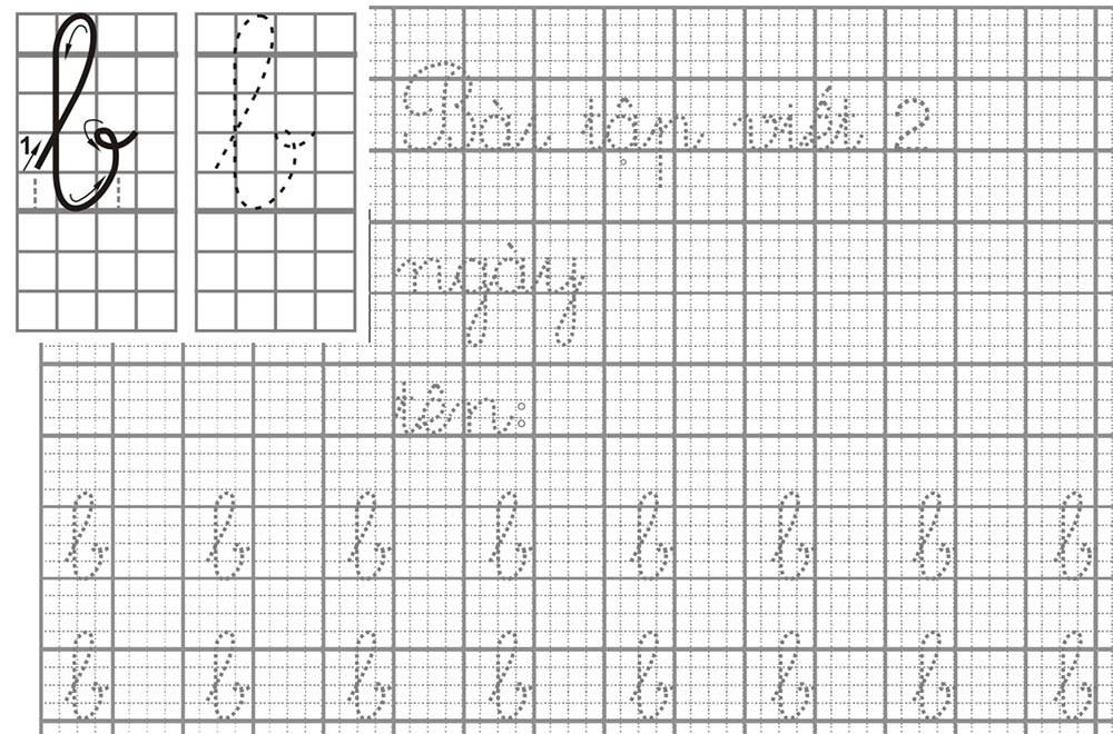 Font Unitapviet - Tạo Phông Chữ Tập Viết Cho Học Sinh Tiểu Học