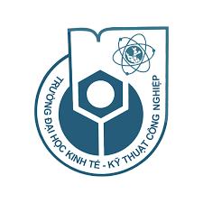 Logo Trường Đại học Kinh tế - Kỹ thuật Công nghiệp