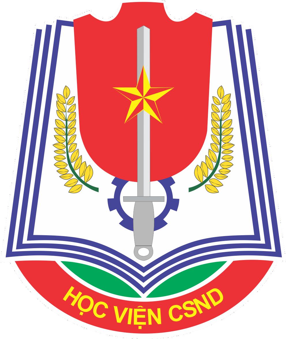 Logo Học viện Cảnh sát Nhân dân