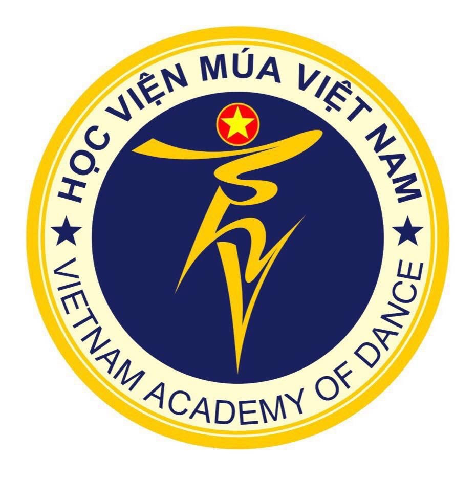 Logo Học viện Múa Việt Nam