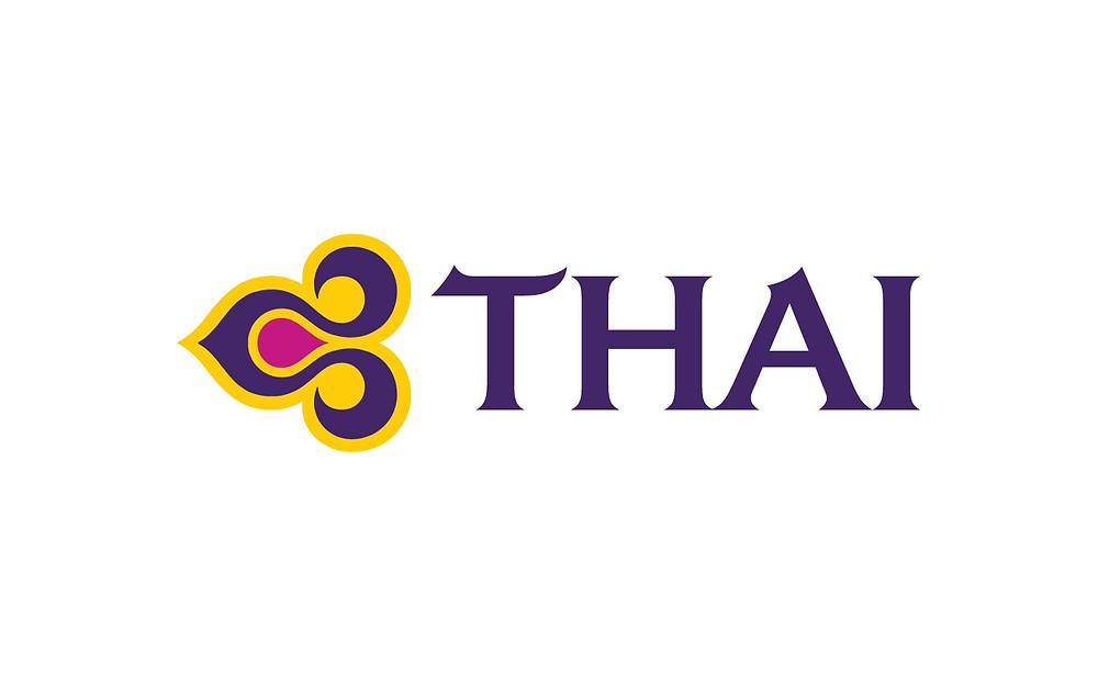 Logo Thai Airway vector