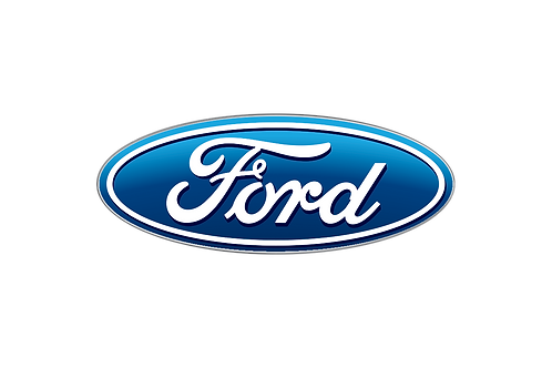 Logo Ford 3D Vector PDF PNG
