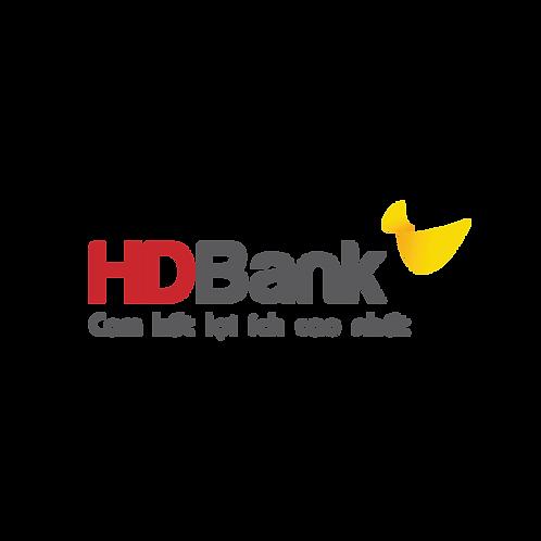 HDBank Logo Vector PDF PNG