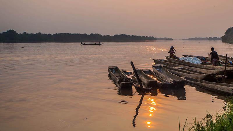 Sông Congo - 4.700 km