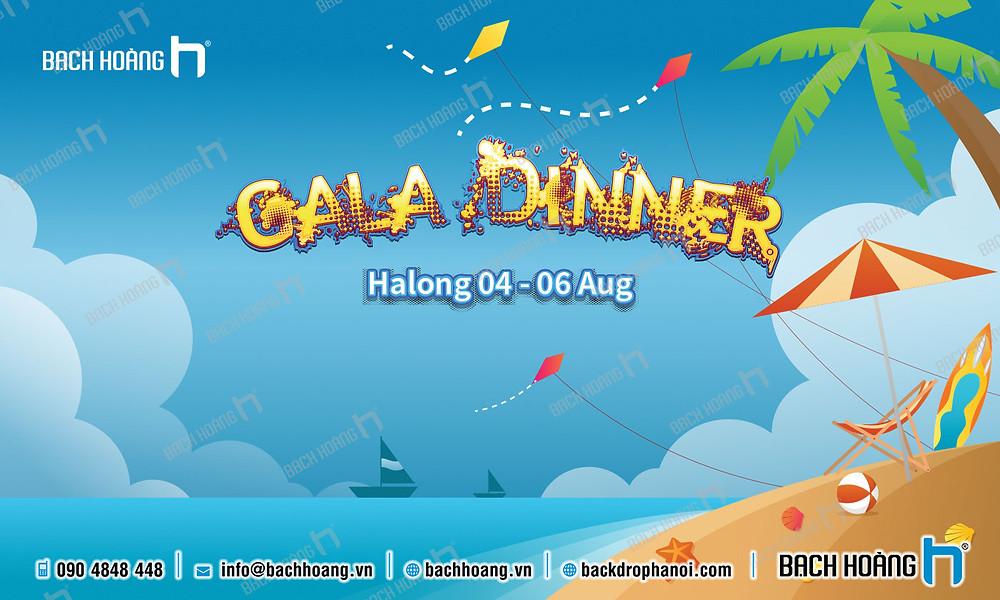 Mẫu backdrop phông Gala Dinner, Team Building đẹp nhất 53