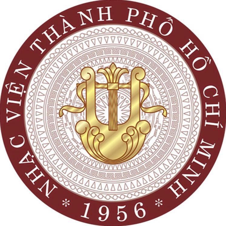 Logo Nhạc viện Thành phố Hồ Chí Minh