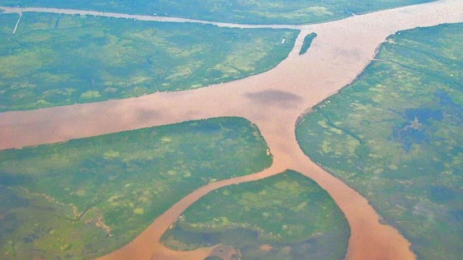 Sông La Plata - 4.880 km