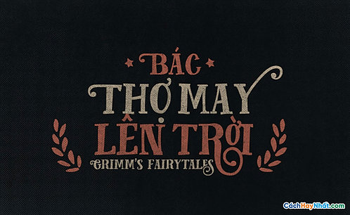 iCiel Fairy Tales - Vietnamese font - Font Việt Hóa