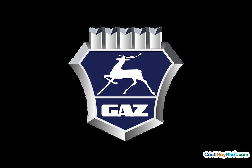 Logo GAZ PNG