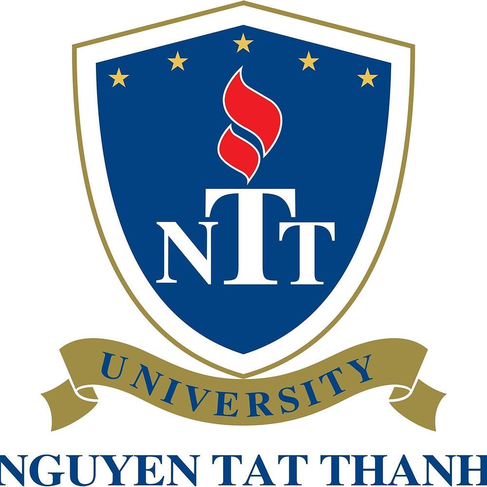 Logo Trường Đại học Nguyễn Tất Thành