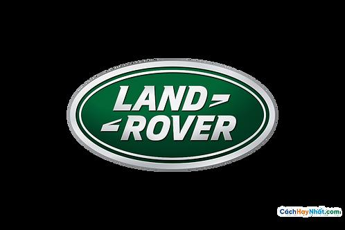 Logo Land Rover 3D Vector PDF PNG