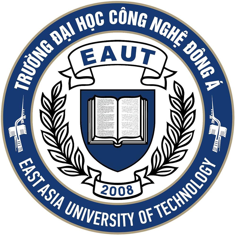 Logo Trường Đại học Công nghệ Đông Á