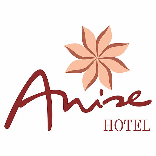 Anise Hotel Logo Vector CDR Corel