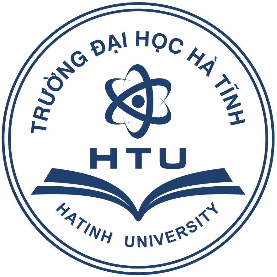 Logo Trường Đại học Hà Tĩnh