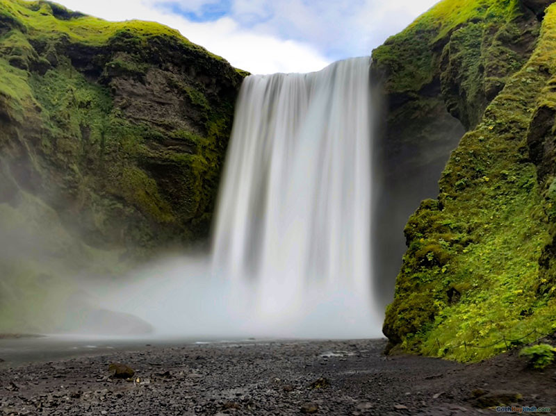 Top 10 thác nước cao nhất Thế giới