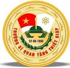 Logo Trường Sĩ quan Tăng-Thiết giáp