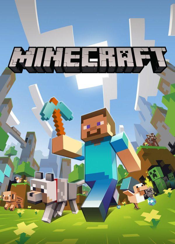 1. Minecraft ~ 180 triệu bản đã bán