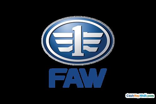 Logo FAW 3D Vector PDF PNG
